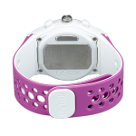 Brite R450 Back Plate View (White/Orchid)